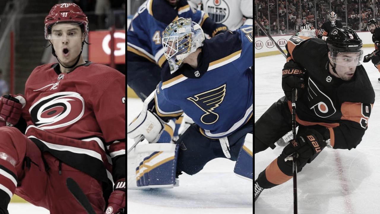 Los agentes libres restringidos más codiciados de la NHL 2019