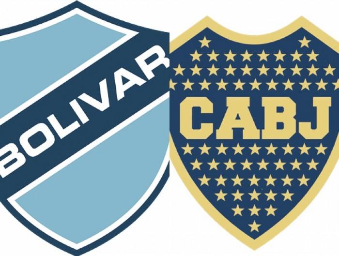 Previa Bolívar - Boca Juniors: Quiere dar el golpe en la altura
