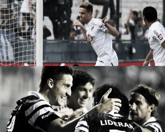 Resultado Gimnasia - Quilmes (1-0)