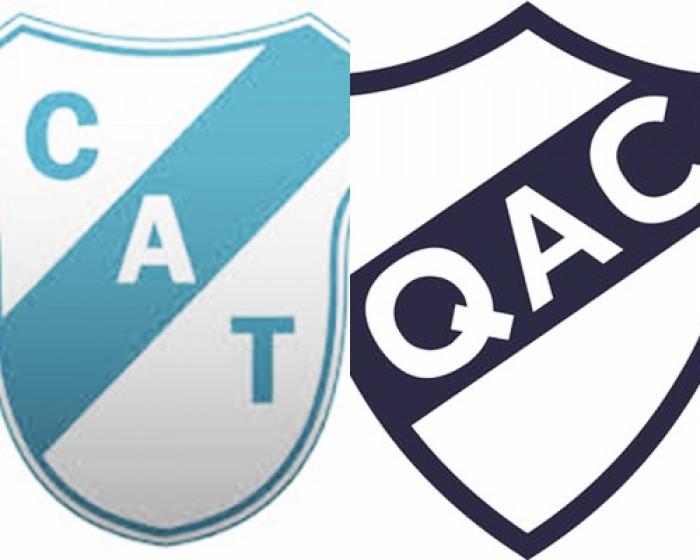 Resultado: Temperley - Quilmes por el Torneo de Transición (2-0)