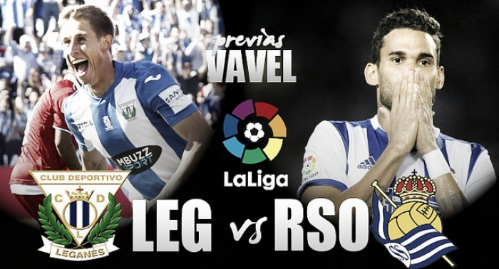 Previa Leganés- Real Sociedad:a por la segunda victoria consecutiva