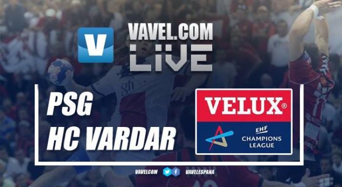 Resumen PSG vs HC Vardar en EHF Final4 2017 (23-24)