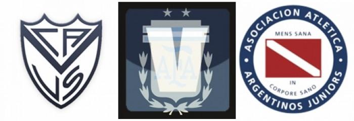 Resultado: Vélez Sarsfield - Argentinos Juniors por el Torneo de Transición (1-0)