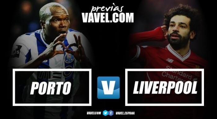 Previa Porto - Liverpool: el primer paso hacia los cuartos de final