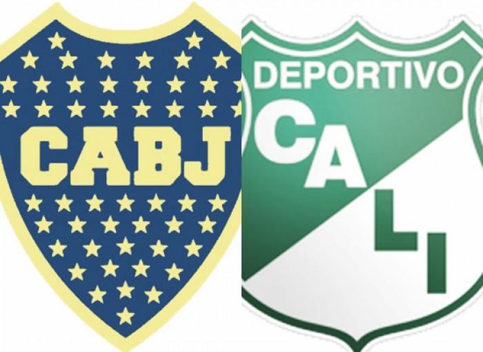 Previa Boca Juniors-Deportivo Cali: choque de realidades