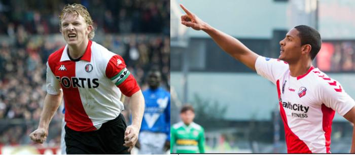 Kuyt – Haller: duelo de goleadores en la final de la KNVB