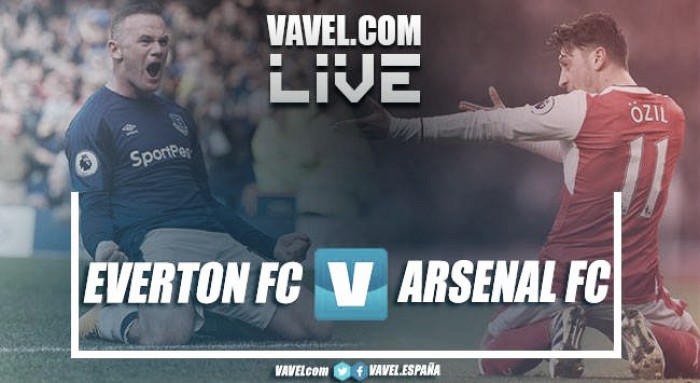 Resumen Everton 2-5 Arsenal en Premier League 2017