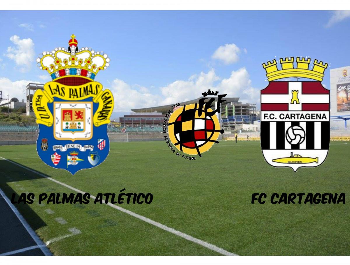 Las Palmas Atlético-FC Cartagena: un filial fuerte en casa recibe al ...