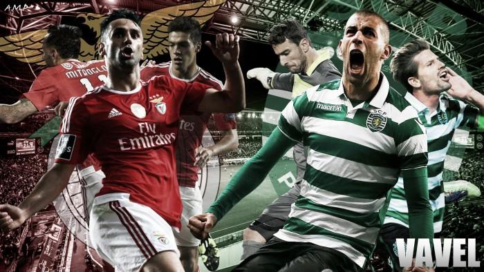 La carrera por el título, en Lisboa