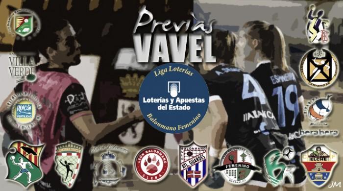 """Jornada 18 de la Liga Loterías: Larga jornada """"europea"""""""