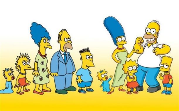 Atresmedia celebra el 25 aniversario de 'Los Simpson'