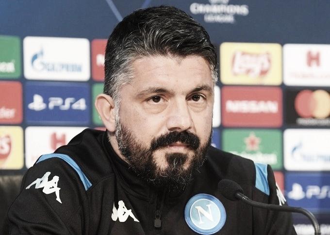 """Gattuso: """"Es un espectáculo ver jugar a Riqui Puig"""""""