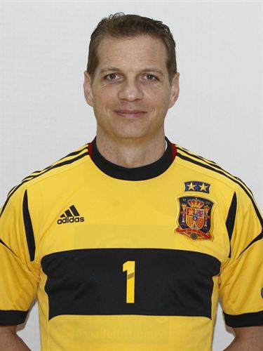 Luis Amado se despide de la selección