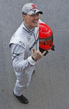 """Schumacher: """"Estoy deseando que llegue la calificación de mañana"""""""