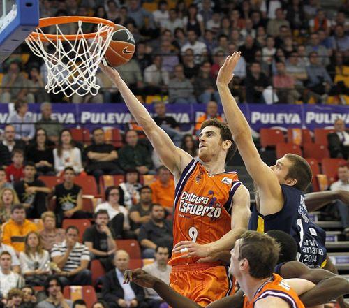 Víctor Claver se desvincula de Valencia Basket