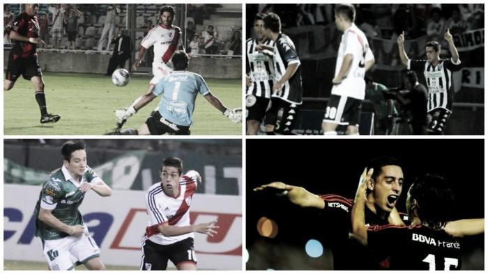 Historial de River en Copa Argentina