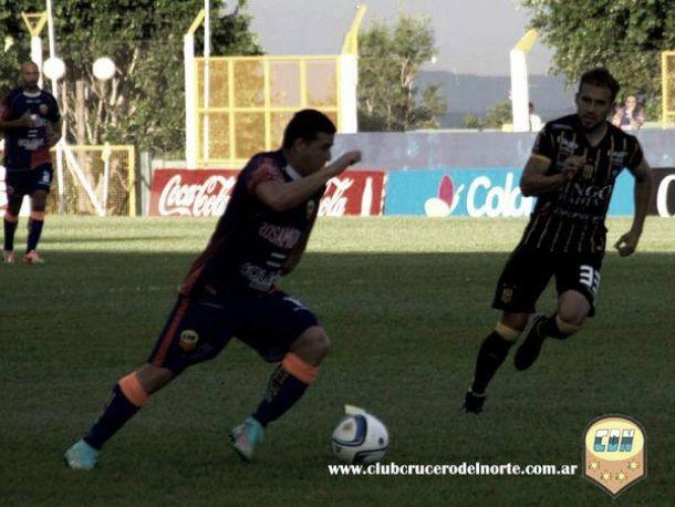 Al 'Colectivero' le sigue faltando gol