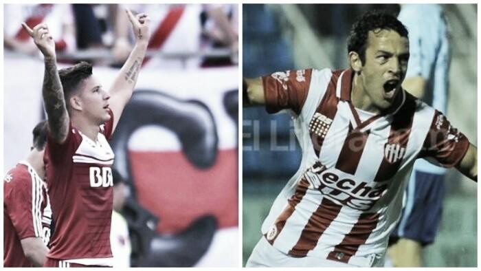 Cara a cara: Driussi vs. Gamba