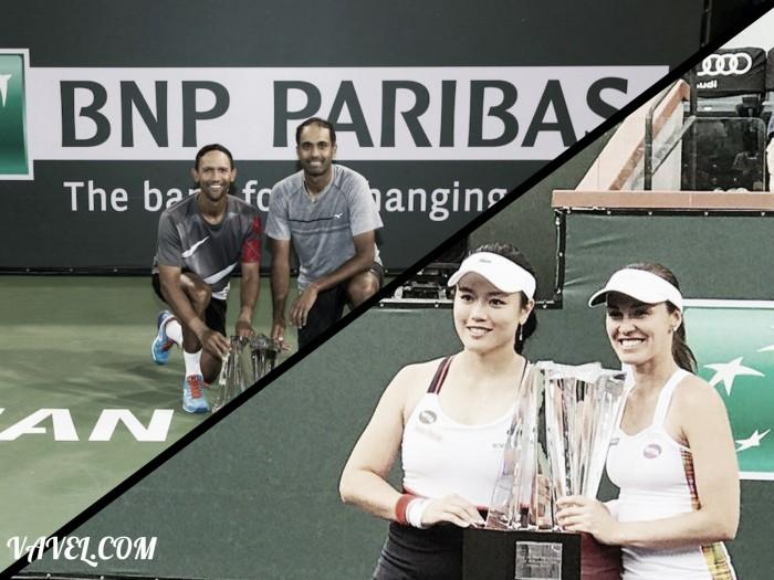 Indian Wells: Campeones y campeonas