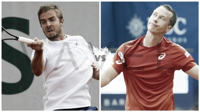 Tenis olímpico, segunda ronda: Kohlschreiber vs Martin