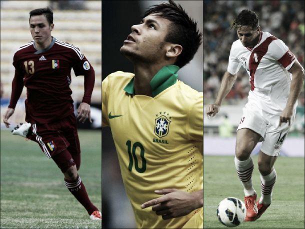 Rivales de la Selección Colombia en la Copa América, tienen sus nóminas listas