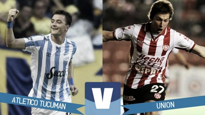 Partido Atlético Tucumán vs Unión por el Torneo de la Independencia