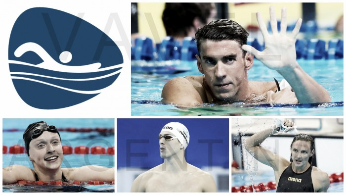 Rio 2016: Resumen natación