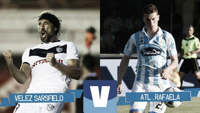 Resumen Vélez Sarsfield 2-0 Atlético Rafaela por el Torneo de Primera División 2016