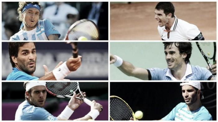 Los rivales de los argentinos