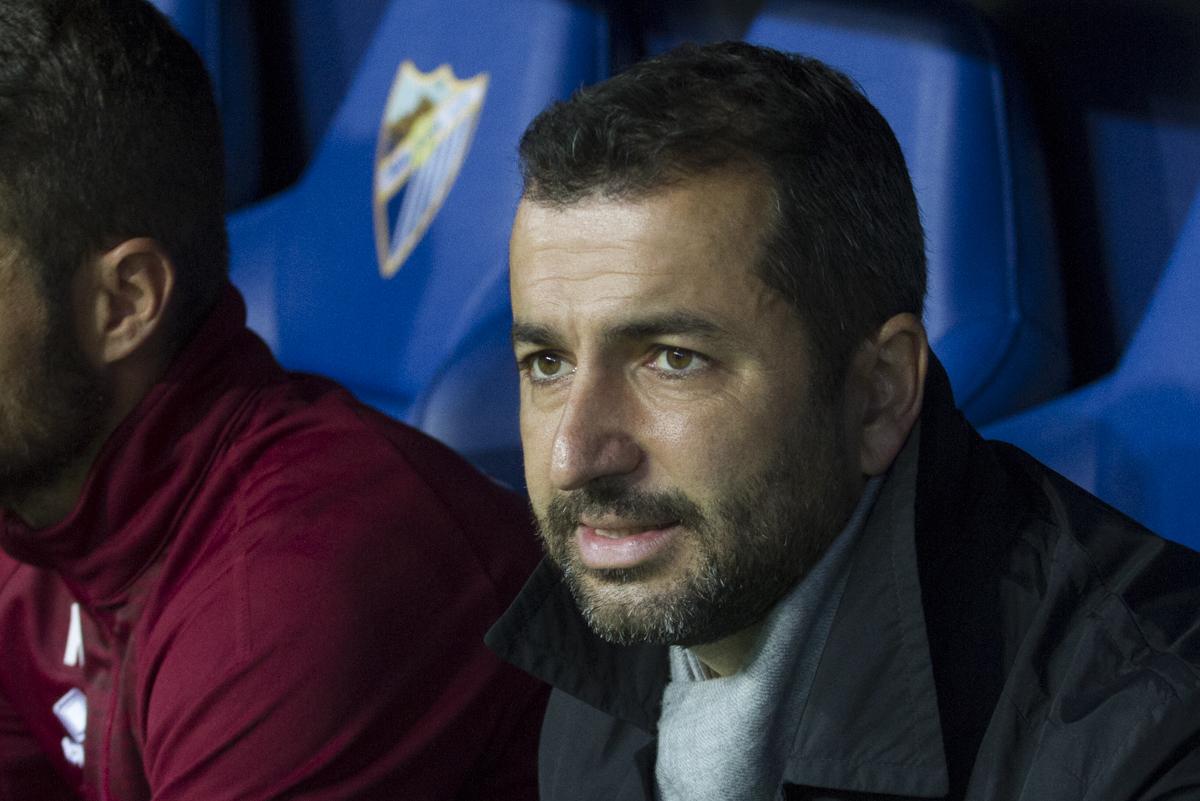 """Diego Martínez: """"El equipo ha hecho un partido muy solidario y muy inteligente"""""""
