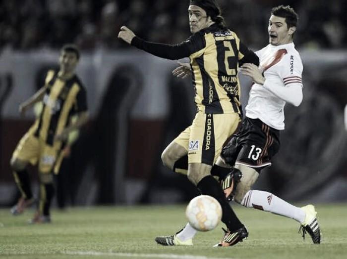 Los últimos partidos ante equipos paraguayos de River