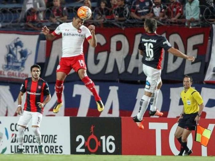 Resultado de Toluca - San Lorenzo  por el Grupo 6 de la Copa Libertadores 2016 (2-1)