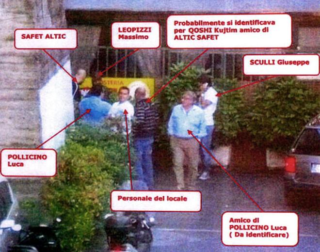 Los detalles del amaño del Lazio-Genoa