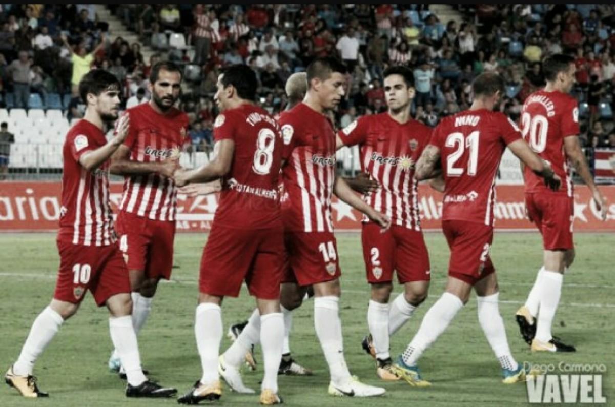 Resumen de la temporada 2017/2018: UD Almería, se avecinan cambios