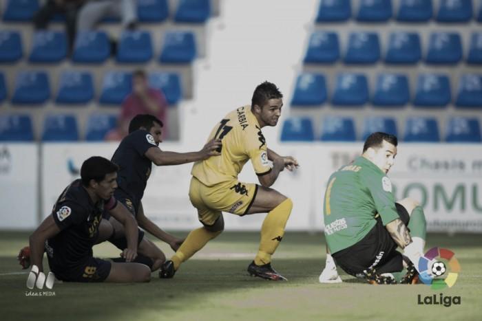 Al UCAM Murcia CF le sobran los primeros 15 minutos de partido