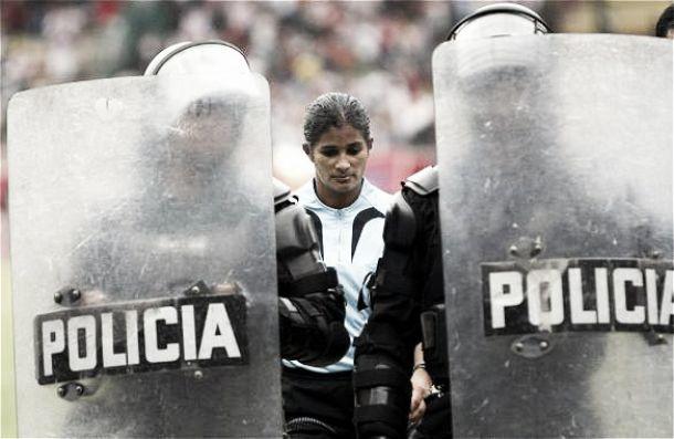 Luzmila respondió a las críticas de Torres