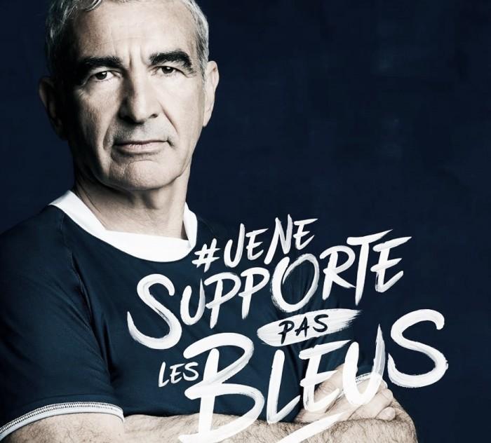 """Ex-técnico da seleção francesa polemiza em campanha: """"Eu não apoio os Bleus"""""""