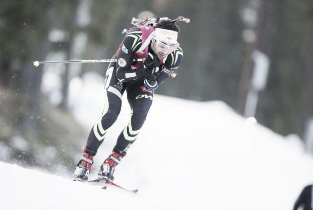 Biathlon, sprint maschile Ostersund: riscatto Fourcade, Moravec e Fak dietro il francese!