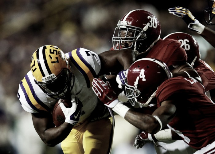 Alabama Crimson Tide vs LSU Tigers preview: In-form SEC rivals head to Death Valley for highly-anticipated clash
