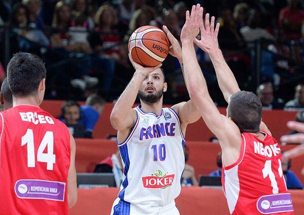 Eurobasket, la Francia doma la Serbia: è bronzo