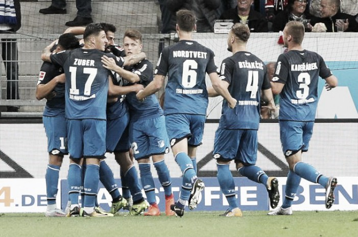 Bundesliga: Il Bayern cade sotto i colpi di Uth, è 2-0 per l'Hoffenheim