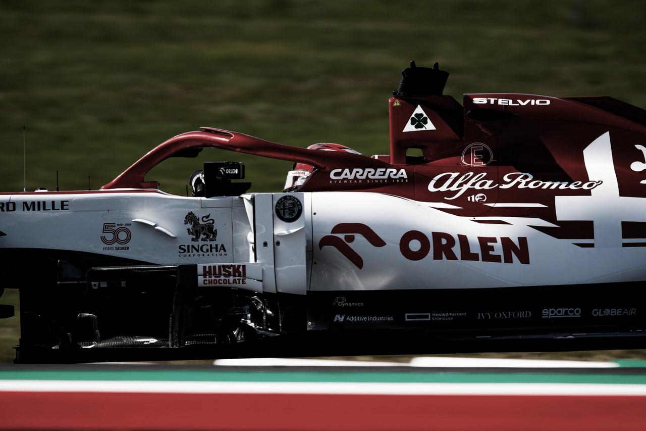 GP Toscana: FP2; Simulacros de clasificación entre banderas rojas