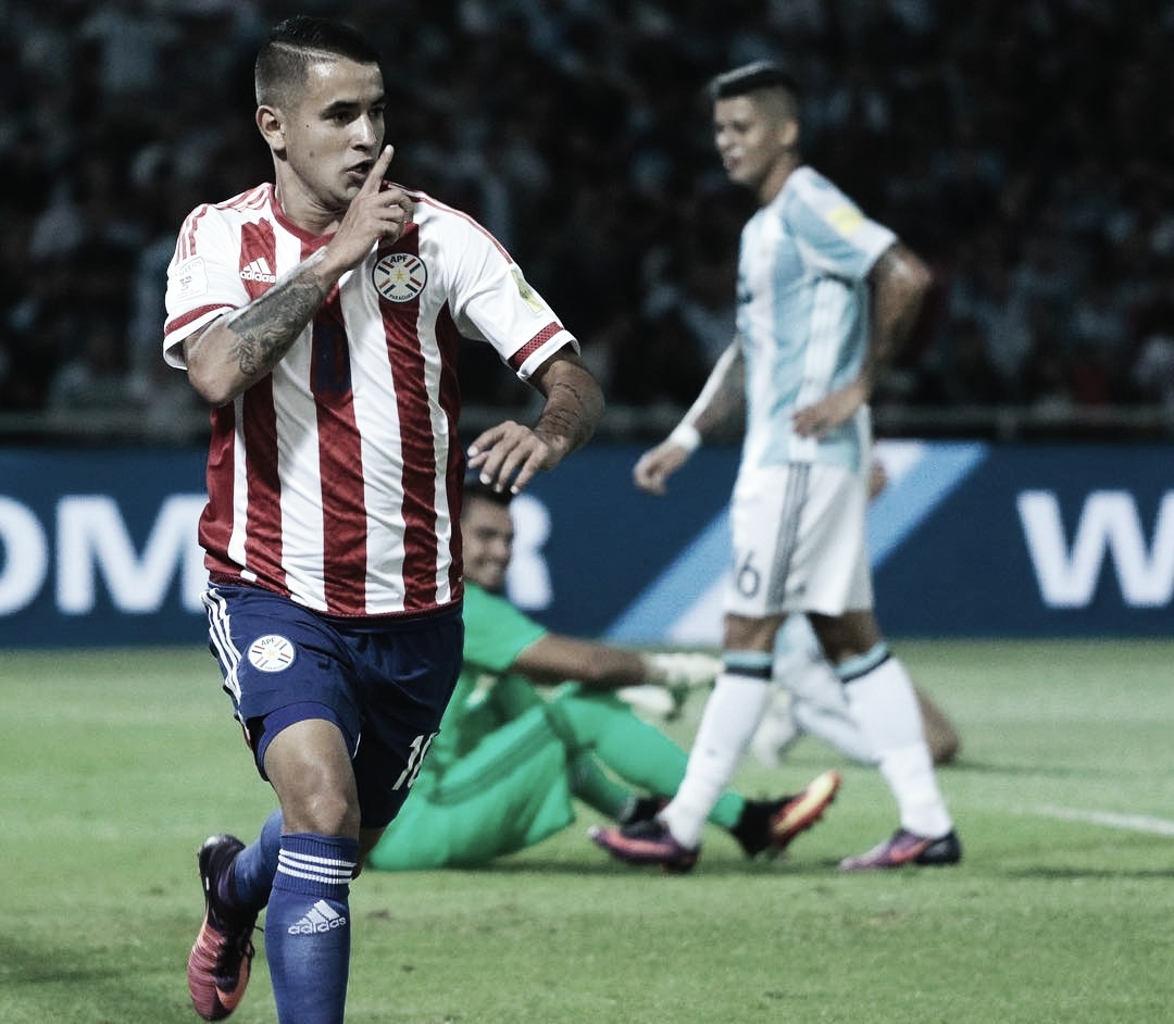 Gols e melhores momentos Argentina 1x1 Paraguai pela Copa América 2019