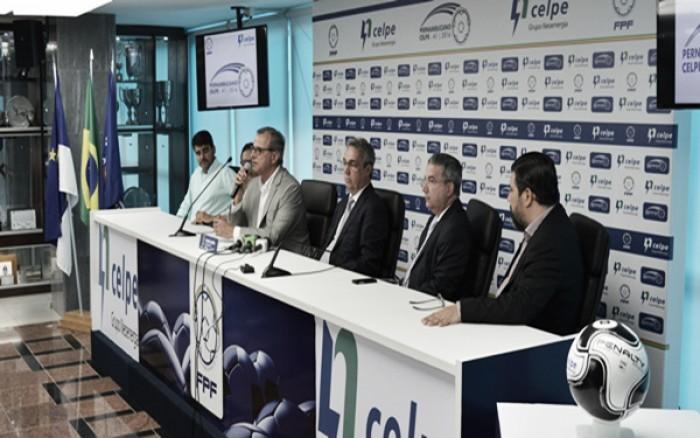 FPF anuncia Celpe como novo patrocinador do Pernambucano 2016