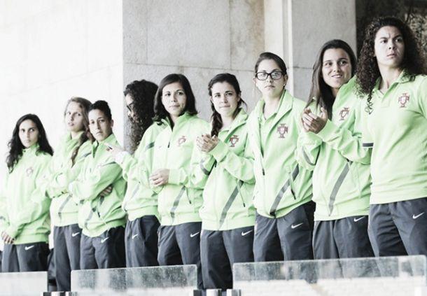 Futebol português cada vez mais feminino
