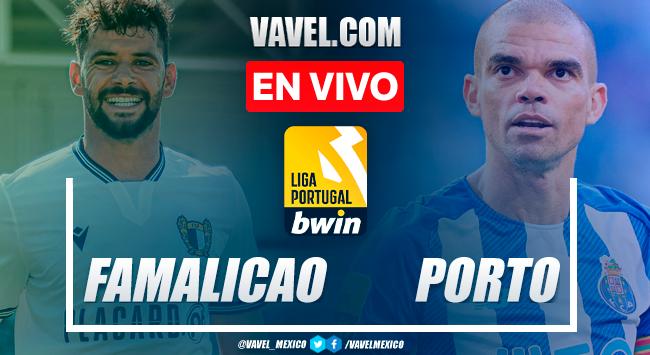 Resumen y goles: Famalicao 1-2 Porto en Primera Liga Portugal 2021