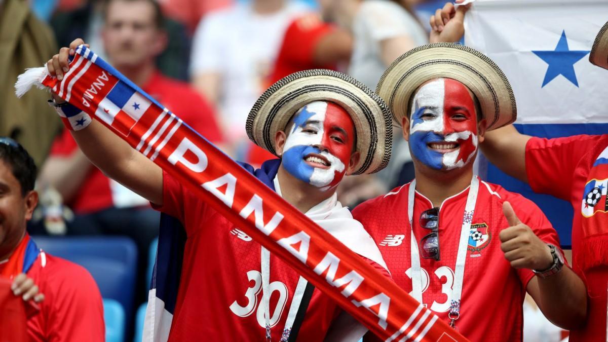 Inglaterra aplastó a Panamá en Rusia (6-1)