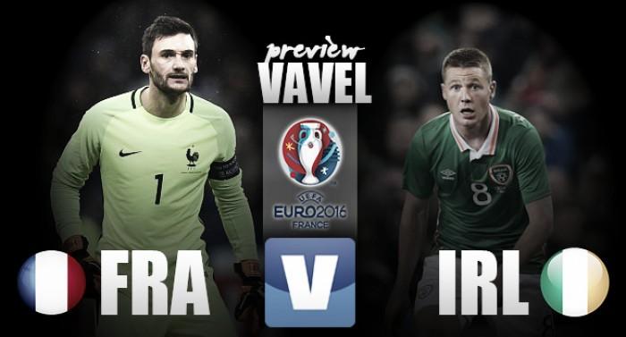 France vs Republic of Ireland Preview: Irish praying for huge shock