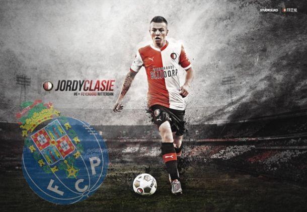 Clasie a caminho do FC Porto