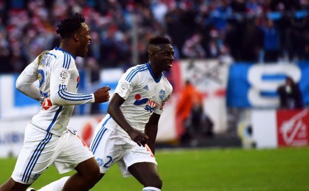 Les buts de Marseille - Guingamp